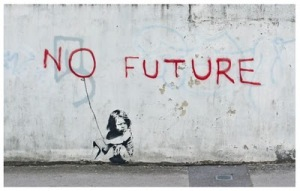 grafitti no future